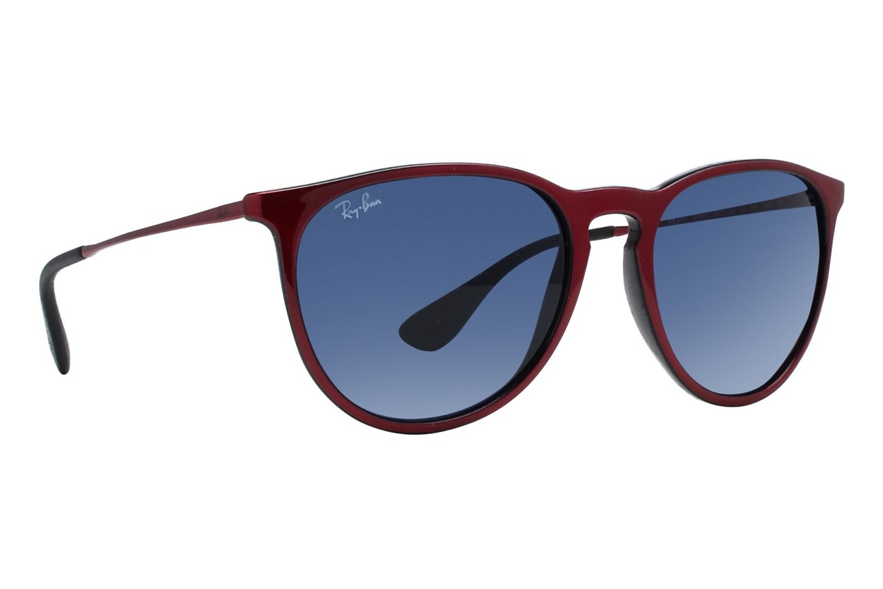 Ray-Ban® RB4171 Erika Red Sunglasses