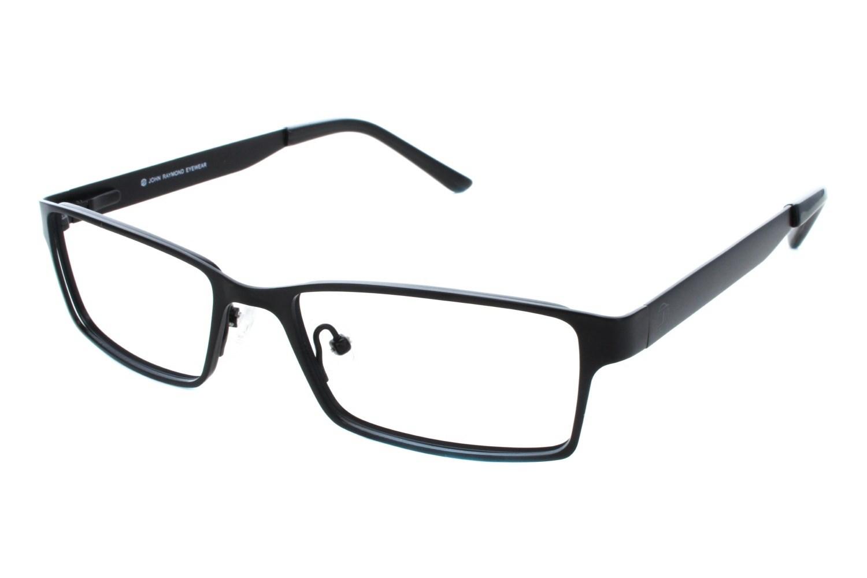 Prescription Eyeglasses Frames : John Raymond Backspin Prescription Eyeglasses Frames ...