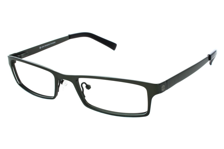 John Raymond Cut Prescription Eyeglasses Frames