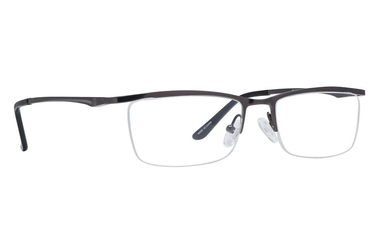 John Raymond Ace Gray Eyeglasses