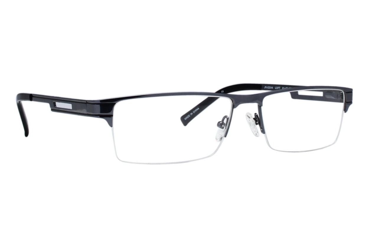 John Raymond Loft Gray Eyeglasses