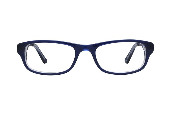 Nickelodeon Teenage Mutant Ninja Turtles Bravado Blue Eyeglasses