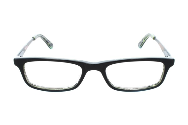 Nickelodeon Teenage Mutant Ninja Turtles Cowabunga Black Eyeglasses