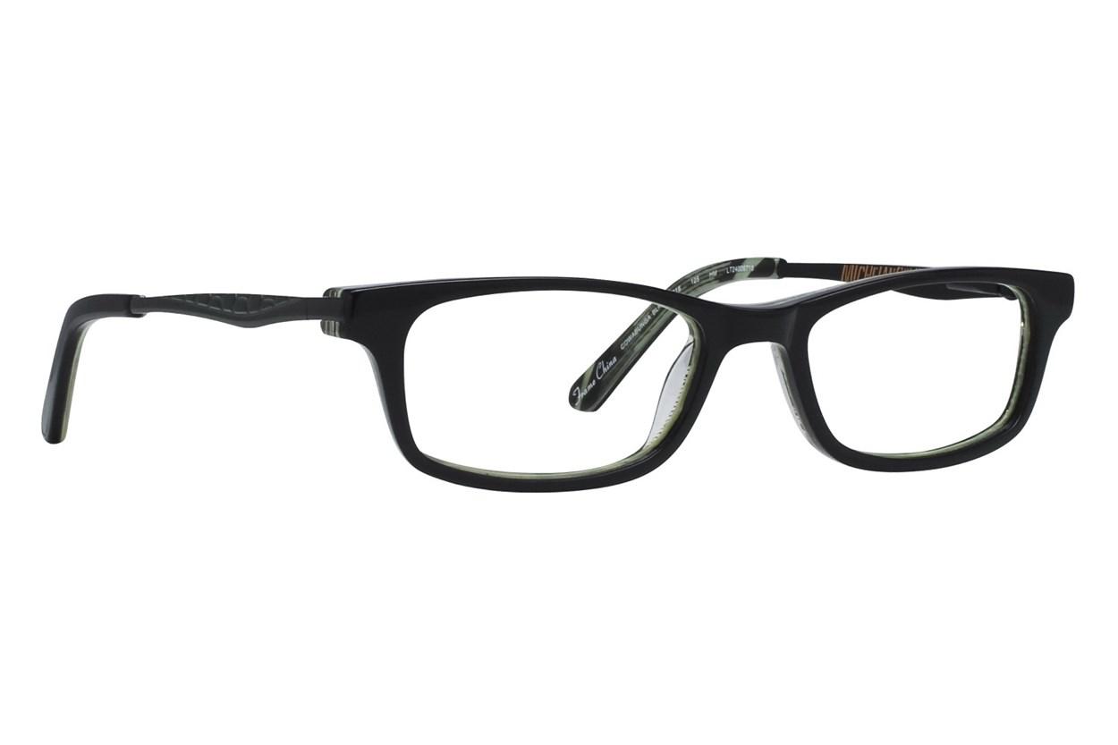 Nickelodeon Teenage Mutant Ninja Turtles Cowabunga Black Eyeglasses