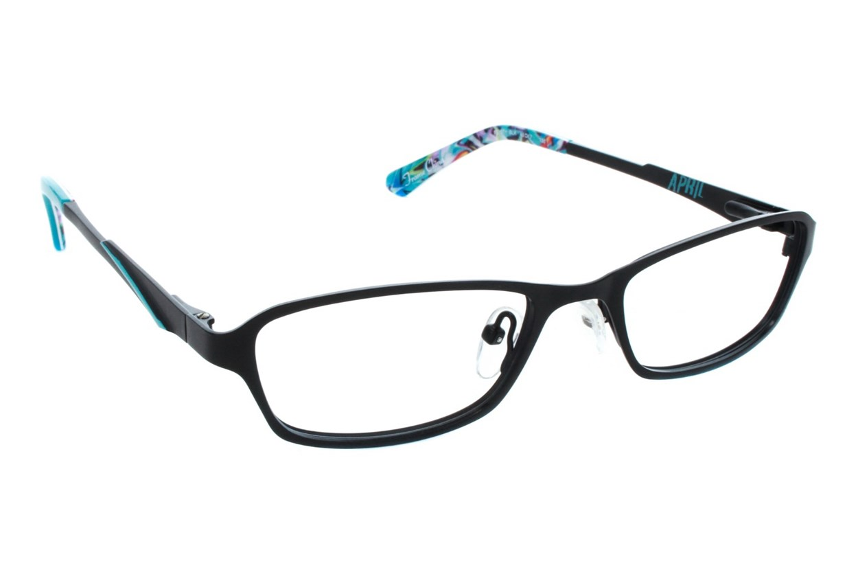 Nickelodeon Teenage Mutant Ninja Turtles Feisty Eyeglasses - Black