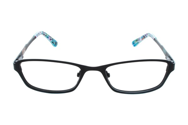 Nickelodeon Teenage Mutant Ninja Turtles Feisty Black Eyeglasses
