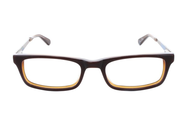 Nickelodeon Teenage Mutant Ninja Turtles Leader Eyeglasses - Brown