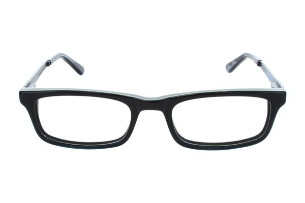 Nickelodeon Teenage Mutant Ninja Turtles Leader Eyeglasses - Black