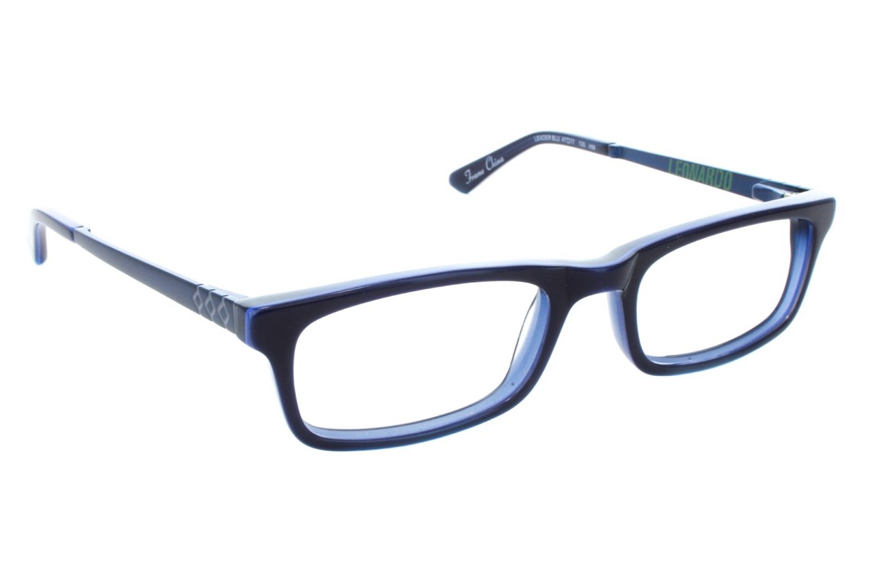 Nickelodeon Teenage Mutant Ninja Turtles Leader Eyeglasses - Blue