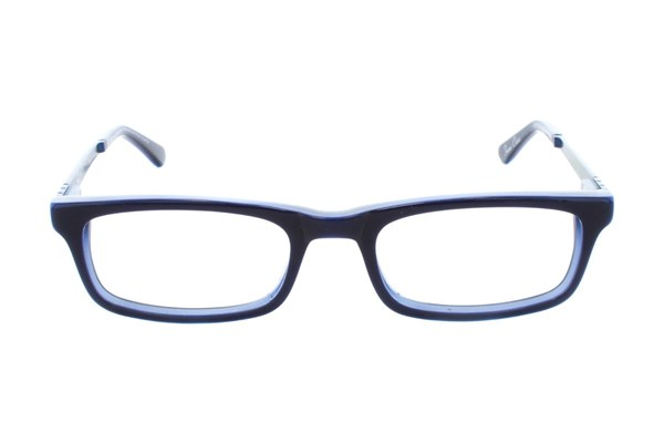 Nickelodeon Teenage Mutant Ninja Turtles Leader Blue Eyeglasses