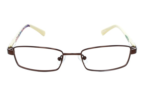 Nickelodeon Teenage Mutant Ninja Turtles Ninjutsu Eyeglasses - Brown