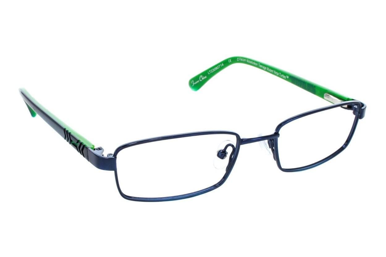 Nickelodeon Teenage Mutant Ninja Turtles Ninjutsu Blue Eyeglasses