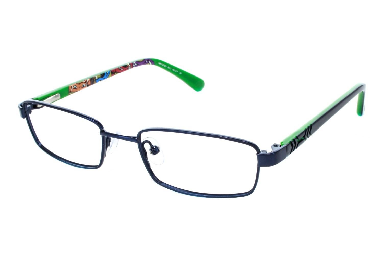 Nickelodeon Teenage Mutant Ninja Turtles Ninjutsu Prescription Eyeglasses Frames