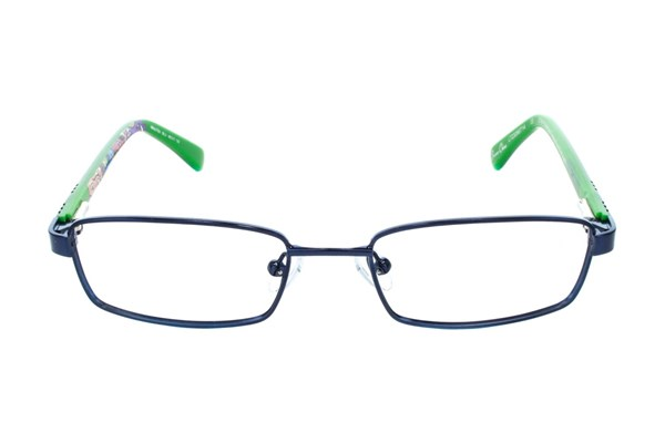Nickelodeon Teenage Mutant Ninja Turtles Ninjutsu Blue Eyeglasses