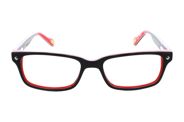 Nickelodeon SpongeBob SquarePants Pixelate Black Eyeglasses