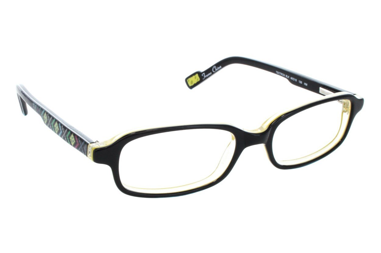 Nickelodeon SpongeBob SquarePants Tectron Eyeglasses - Black