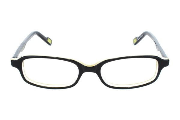 Nickelodeon SpongeBob SquarePants Tectron Black Eyeglasses