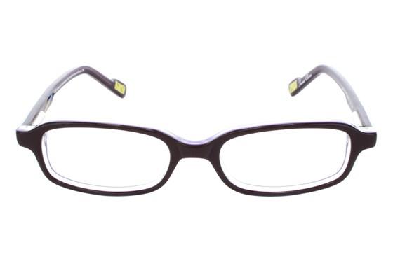 Nickelodeon SpongeBob SquarePants Tectron Purple Eyeglasses