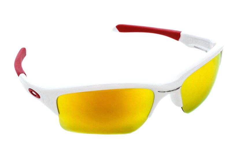 e41fffe097765 Oakley Quarter Jacket Youth Iridium - Sunglasses At AC Lens