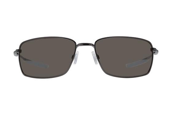 Oakley Square Wire Iridium Polarized Gold Sunglasses