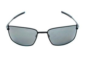 Oakley Square Wire Iridium Polarized Black