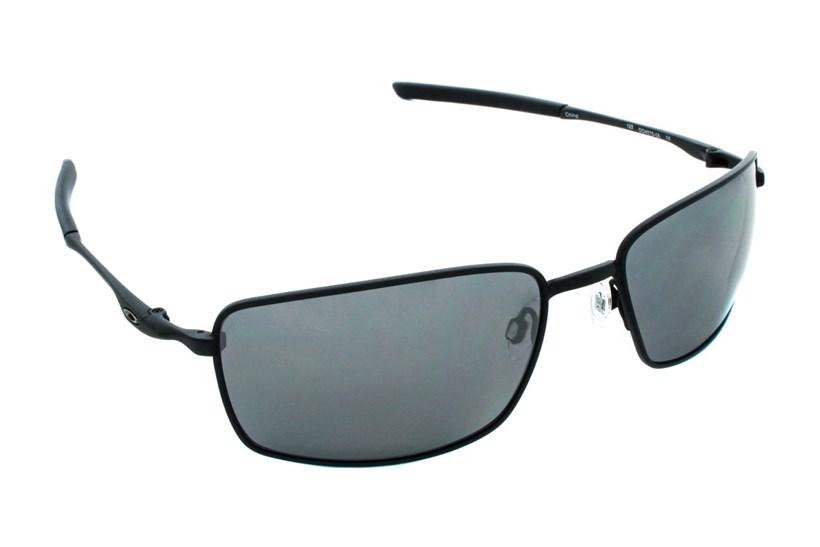 a446f7b08c Oakley Square Wire Iridium Polarized - Sunglasses At AC Lens