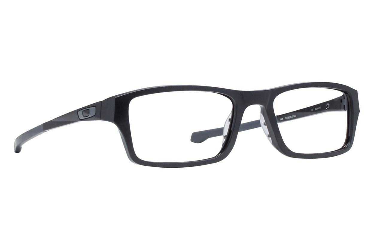 Oakley Chamfer (53) Black Eyeglasses