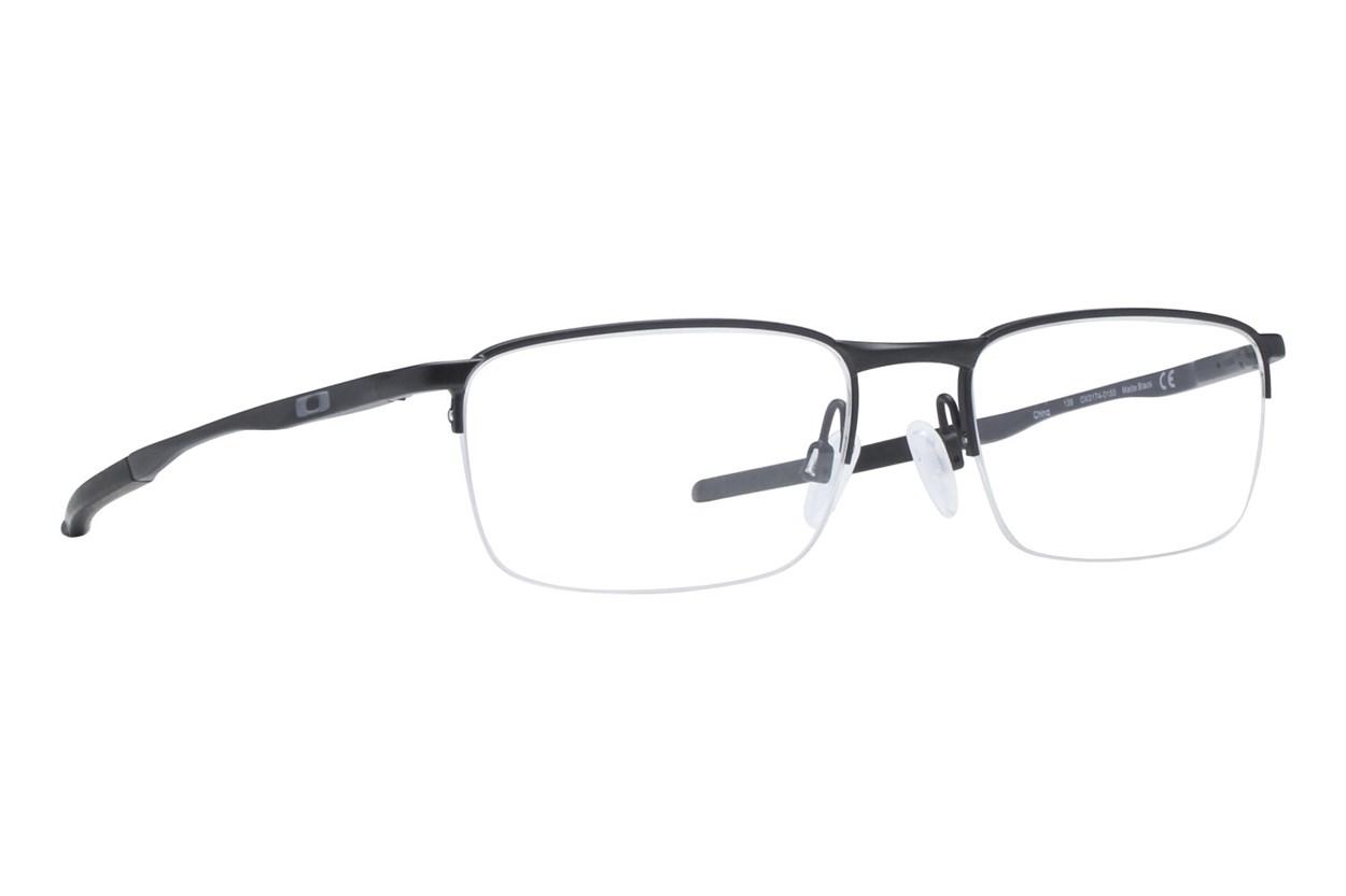 Oakley Barrelhouse 0.5 (53) Black Eyeglasses