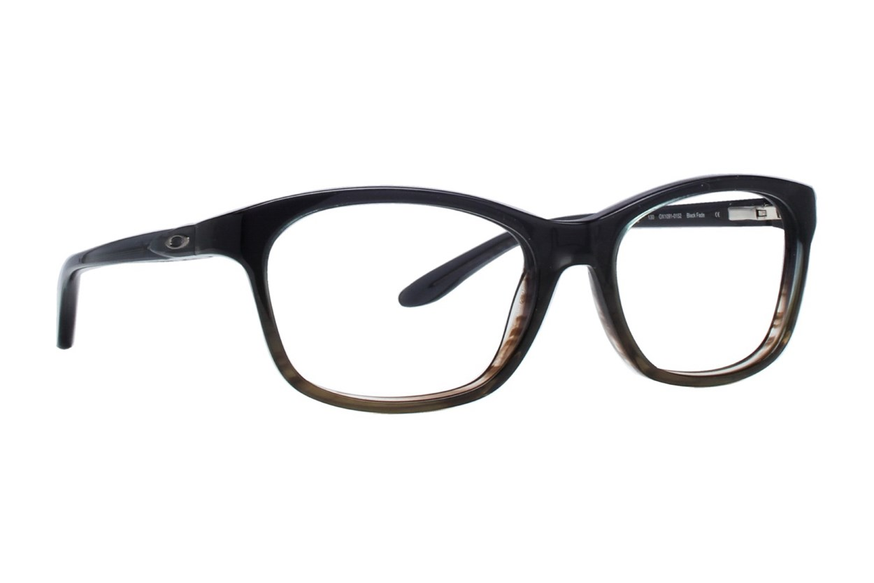Oakley Taunt (52) Black Eyeglasses