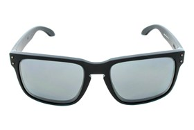Oakley Holbrook Iridium Polarized Black