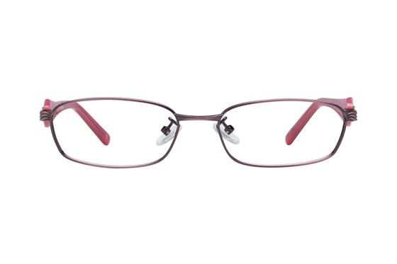Red Lotus 201m Pink Eyeglasses