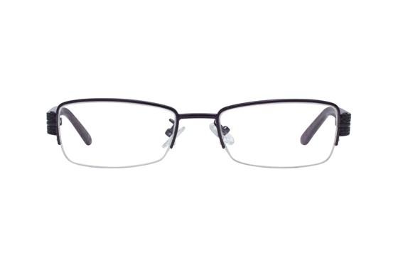 Red Lotus 203m Purple Eyeglasses