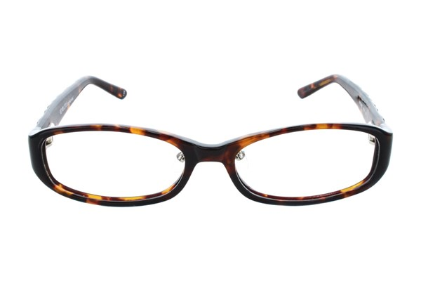 Red Lotus 204z Eyeglasses - Tortoise