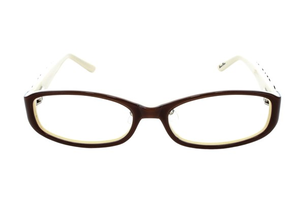 Red Lotus 204z Eyeglasses - Brown