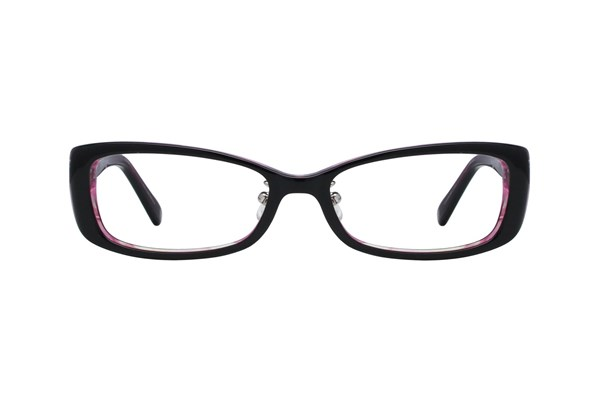 Red Lotus 205z Purple Eyeglasses