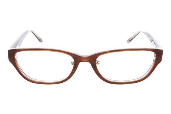 Red Lotus 208z Eyeglasses - Brown