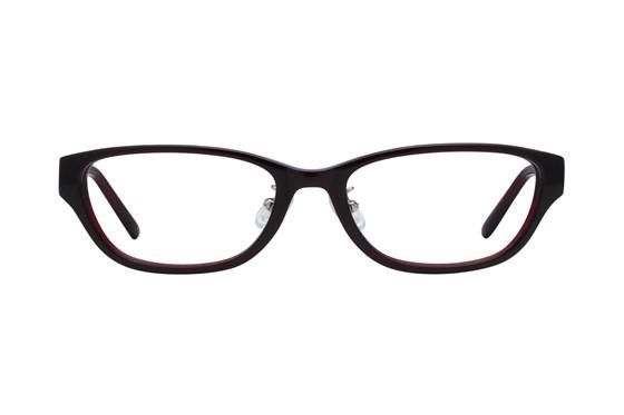 Red Lotus 208z Red Eyeglasses