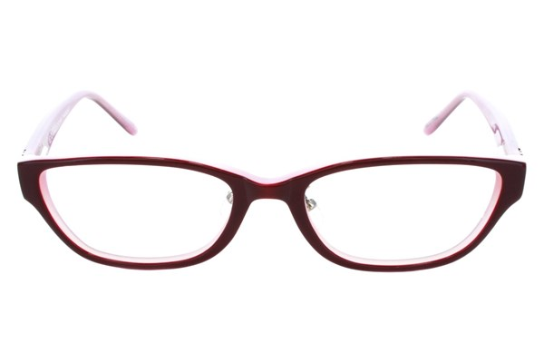Red Lotus 208z Eyeglasses - Purple