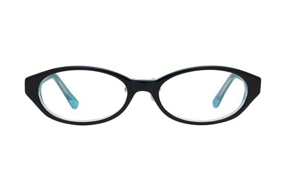 Red Lotus 209z Black Eyeglasses