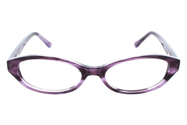 Red Lotus 209z Eyeglasses - Purple