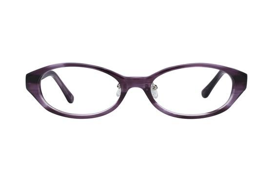 Red Lotus 209z Purple Eyeglasses