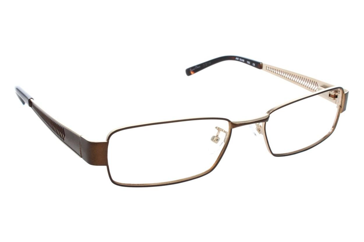 Red Tiger 504m Brown Eyeglasses