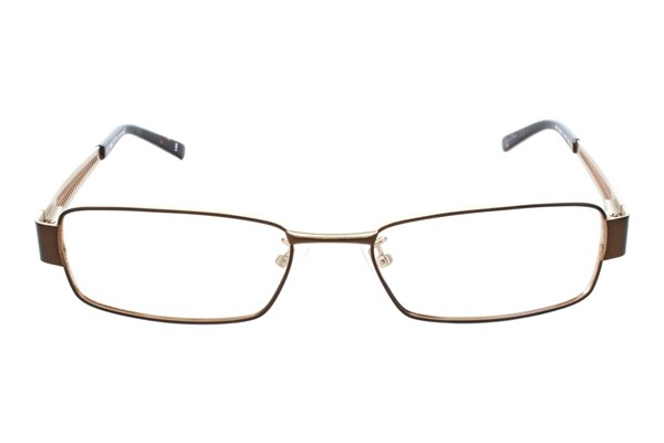 Red Tiger 504m Eyeglasses - Brown