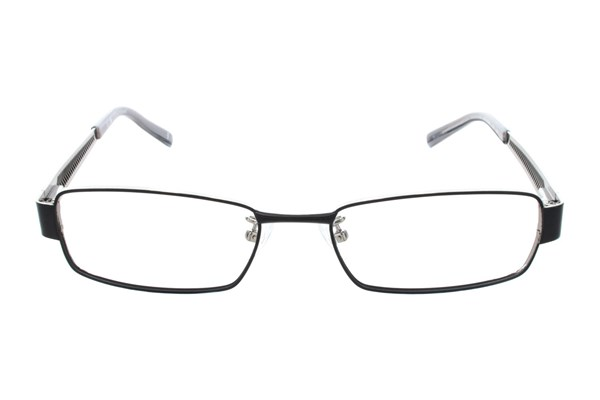 Red Tiger 504m Eyeglasses - Black