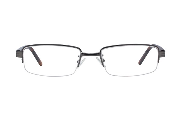 Red Tiger 505m Gray Eyeglasses