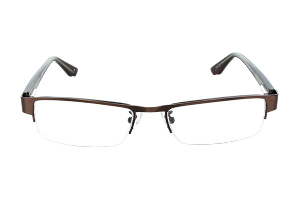 Red Tiger 506m Tan Eyeglasses