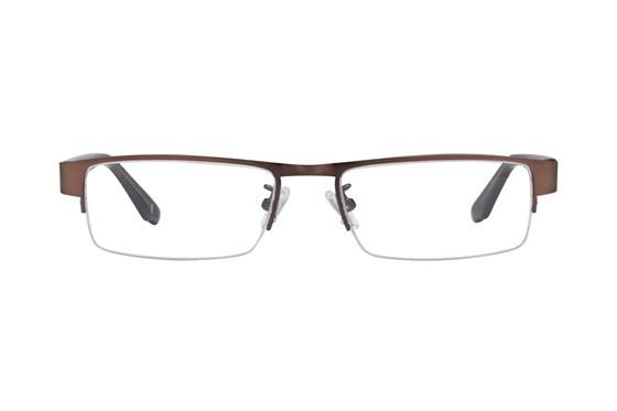 Red Tiger 506m Tan Eyeglasses