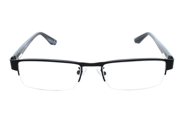 Red Tiger 506m Black Eyeglasses