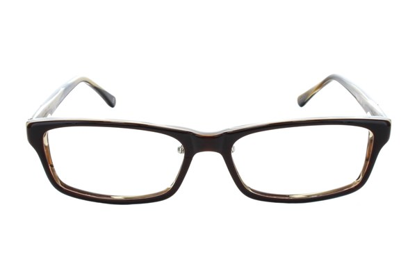 Red Tiger 508z Eyeglasses - Brown