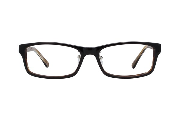 Red Tiger 508z Brown Eyeglasses